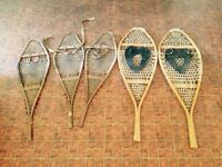 Snowshoes selling all 5