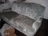LAURA ASHLEY 3 SEATER SETTEE