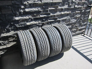 Full set of Goodyear Excellence Tires2x(245/40/20) 2x(275/35/20)