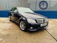 2009 Mercedes-Benz C Class 3.0 C320 CDI Sport 7G-Tronic 4dr Saloon Diesel Manual