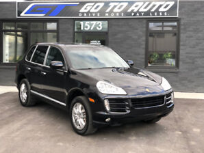 2008 Porsche Cayenne S AWD SUV - Nav, parking sensors, leather