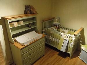 Set de chambre de bébé/ baby bedroom set