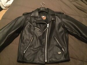 New Authentic Women's Harley Davidson Leather Jacket