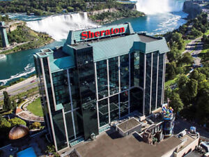 Sheraton on the falls booking for just $200