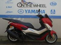 2015 YAMAHA NMAX ABS MODEL, FRESH RED, **LOW MILES**