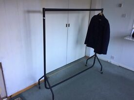 Hanging rails £25 each or 2 for £45