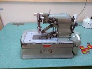 Machine à coudre boutons à vendre