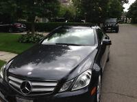 2011 Mercedes-Benz E-Class E350 Coupe (2 door) FULLY LOADED