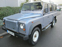 Land Rover 110 Defender 2.4TDi Hard Top 7 Seats A/C FSH 4x4