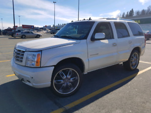2006 Escalade V8 awd 8 seater SUV Price Drop