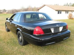 2010  and 2008 Ford Crown Victoria Police Package Sedan Strathcona County Edmonton Area image 4