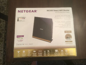 Netgear R6300 Smart WiFi Router