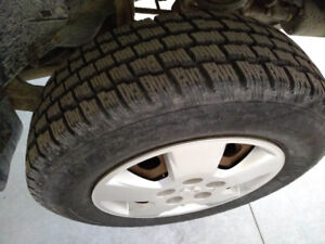 205/70/15 winter and summer wheels/tires for sale.