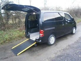 2012 Nissan NV200 1.5 dCi 89 SE 6dr WHEELCHAIR ACCESSIBLE VEHICLE 6 door Whee...