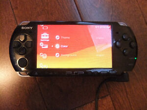 sony psp model 3001 in exc cond with lego star wars Cambridge Kitchener Area image 1
