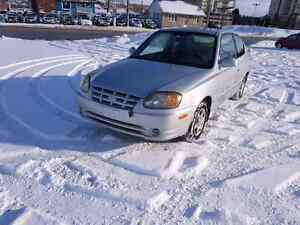 2006 Hyundai accent certified and e test