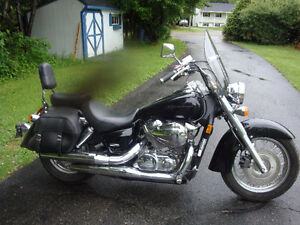 Mint Honda Shadow Aero
