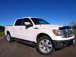 2012 Fully Loaded F-150 Lariat Supercrew