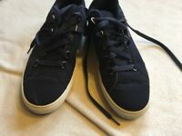 Fila men's trainers navy size 7.5 used £6
