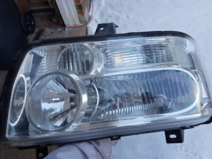 2006 Infinity QX56 - Headlight - Driver Side with Harness