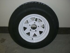 ST 175/80 R13 - TRAILER TIRES on RIMS
