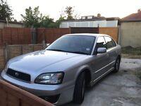 Subaru Legacy AWD 10 months mot