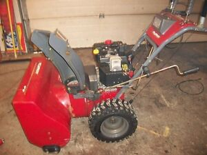 murry snowblower for sale 10 hp 29 inch cut