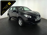 2013 NISSAN QASHQAI VISIA IS DCI 1 OWNER SERVICE HISTORY FINANCE PX WELCOME