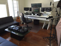 Studio Gear for sale or Full Studio (Music Audio Video Graphics)