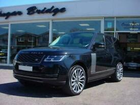 image for 2018 Land Rover Range Rover 3.0 TD V6 Vogue Auto 4WD (s/s) 5dr SUV Diesel Automa
