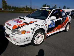 1999 Subaru Impreza 2.5rs w/EJ20K ●●REPLICA●●RALLY CAR