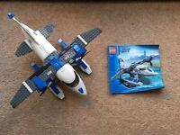 Lego Police Sea Plane 7723