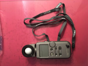 Sekonic Flash Meter L358