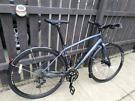 Whyte Stirling R7 Hybrid Road Bike Medium size carbon forks