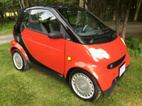 2006 Smart Fortwo Convertible $4,995.00