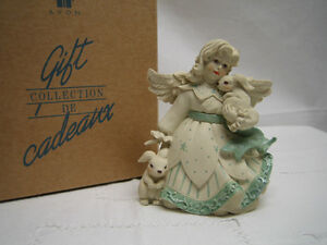 "Avon Collectibles - Sarah's Angel ""Easter"" Figurine"