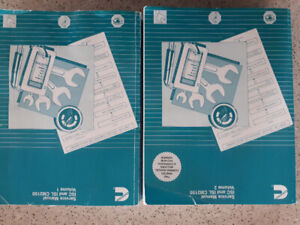 Repair manual for Cummings 2010