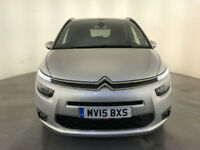 2015 CITROEN C4 GRAND PICASSO EXCL+ BLUEHDI 1 OWNER SERVICE HISTORY FINANCE PX
