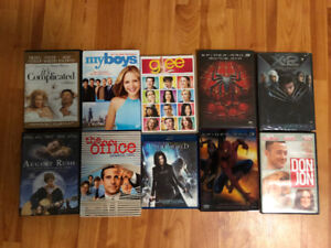Selling lot of DVDS for only $20
