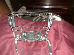 Hockey mask?