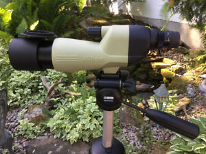 Spotting Scope Nikon ( lunette d approche)