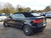 2008 Audi A3 Cabriolet 2.0 TFSI Sport S Tronic 2dr