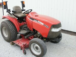 """CaseIh Farmall Dx33 Compact 4x4 Tractor 60""""mow 720Hrs Reduced"""