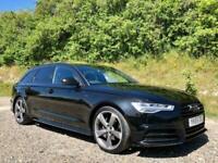 Audi A6 Avant 2.0TDI ultra Avant S Tronic Black Edition 2015