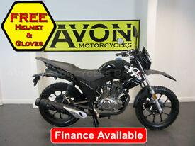 Lexmoto Assault 125cc, Motorcycle, Leaner Legal