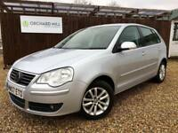 Volkswagen Polo 1.4 S 2007 Silver Petrol Manual Hatchback