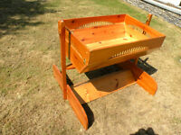 Hand Crafted Baby Crib / Cradle