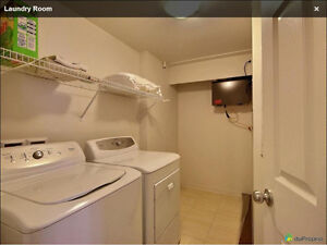 $1280/mth - 1200 sf - 2 bedroom New Condo for Rent (Vaudreuil) West Island Greater Montréal image 8