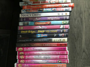 Dvds & sports wii games