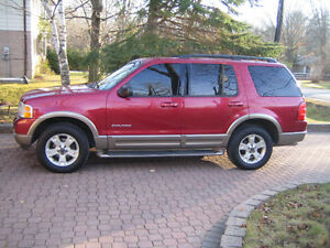 TWINS!! 2004 Ford Explorers  Eddie Bauer SUV, Crossover